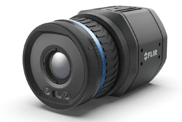 Screeningové kamery Flir A500 aA700