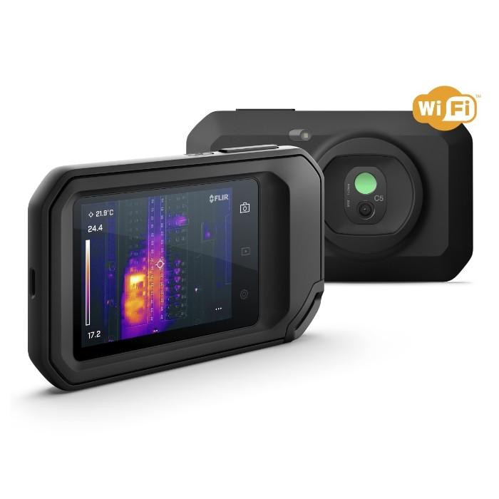 Termokamera FLIR C5