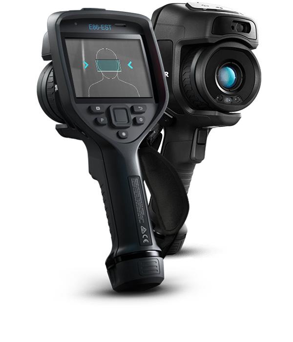 Ručná termokamera FLIR E54-EST pre COVID19