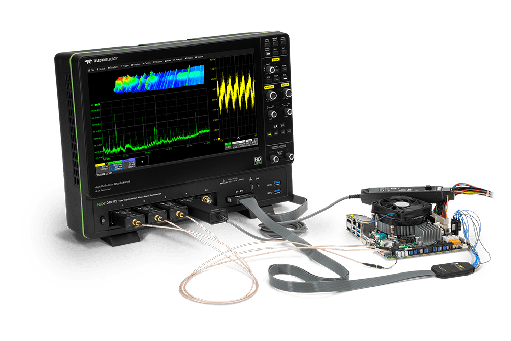 Osciloskopy Teledyne LeCroy HDO6000B aHDO6000B-MS
