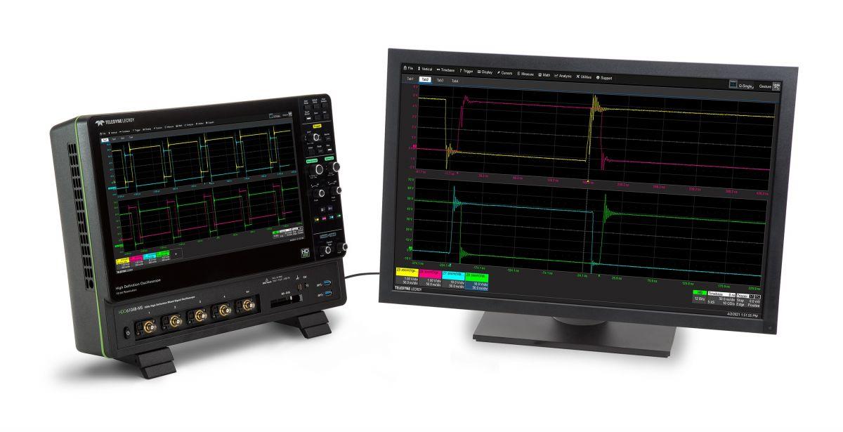 Osciloskop Teledyne LeCroy HDO6000B aHDO6000B-MS