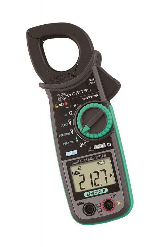 Kliešťový multimeter KEW 2127R
