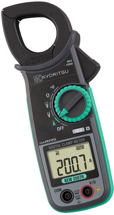 Kliešťový multimeter KEW 2007R