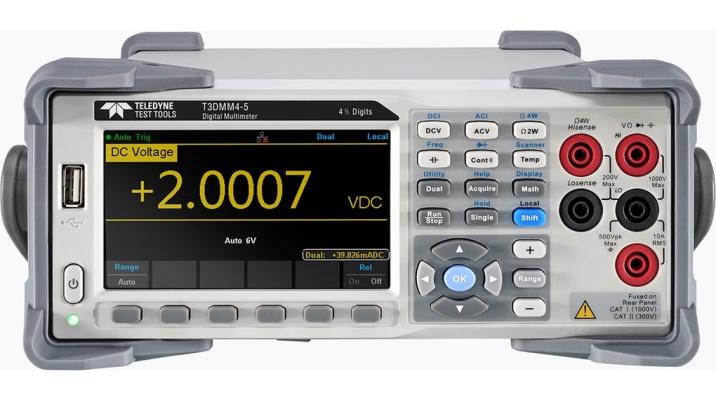 Digitálny multimeter T3DMM4-5