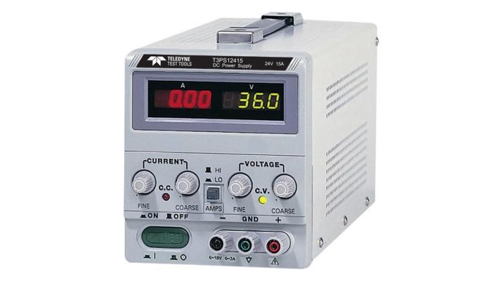 Laboratórny zdroj T3PS12415