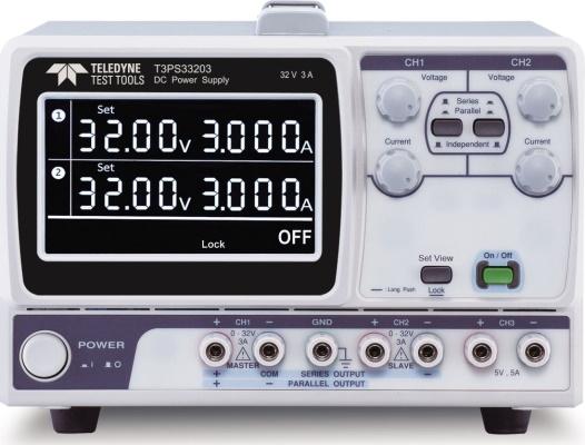 Laboratórny zdroj T3PS33203