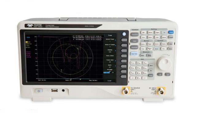 Vektorový sieťový analyzátor T3VNA1500