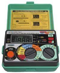 KEW 6011A multifunkčný revízny prístroj