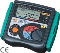 Merač izolácie aspojitosti KEW 3005A