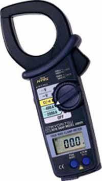 Kliešťový multimeter KEW 2002R
