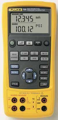FLUKE 725 - multifunkčný kalibrátor