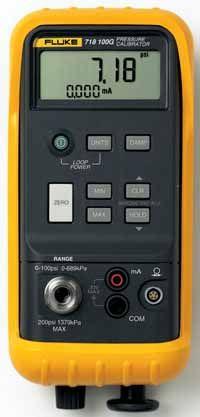 Fluke 718 30G - kalibrátor tlaku