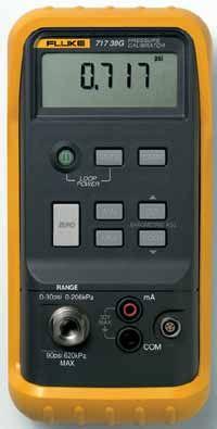 FLUKE 717 30G - procesný kalibrátor