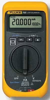 Kalibrátor prúdovej slučky FLUKE 705
