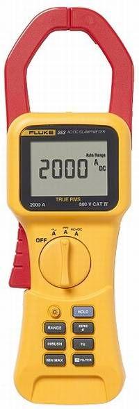 Kliešťový ampérmeter FLUKE 353