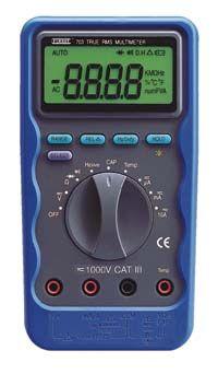 Multimeter Finest 703