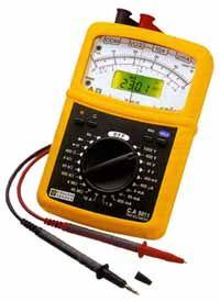 Ručičkový multimeter C.A 5011
