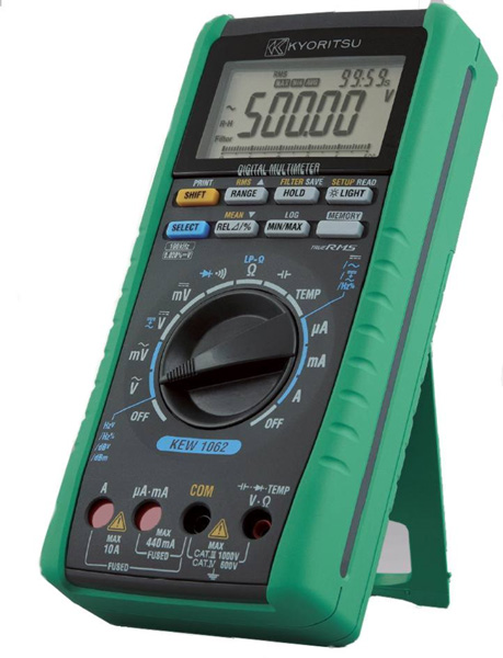 Digitálny multimeter KEW1061