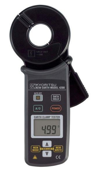 Kliešťový merač uzemnenia KEW 4200