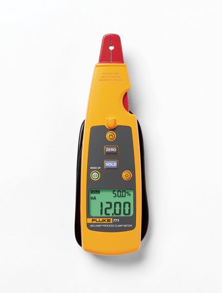 Kliešťový procesný prístroj FLUKE 771