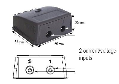 KIMO prúdový/napäťový modul