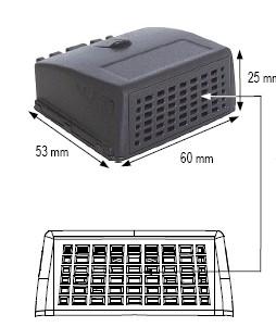KIMO-modul na meranie klimatických podmienok