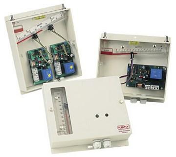 Kvapalinové manometre sfotoelektrickým snímačom zmeny tlaku arelé