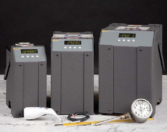 Teplotní kalibrátor Fluke 6102