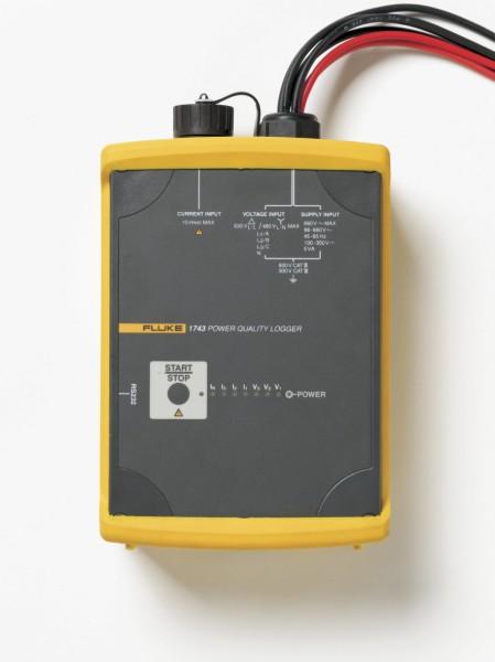 Záznamník kvality elektrické energie Fluke 1743 Memobox