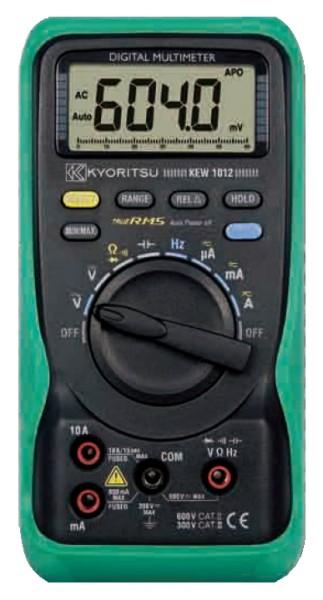 Digitálny multimeter KEW 1012