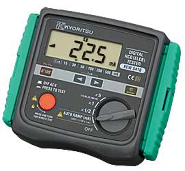 Tester prúdových chráničovKEW 5410