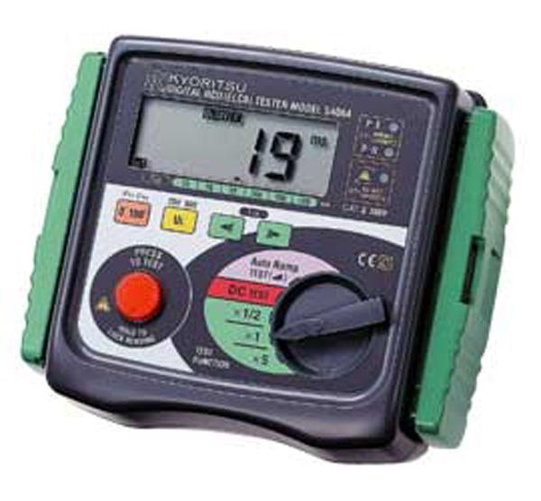 Tester prúdových chráničov KEW 5406A