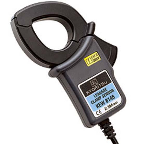 Kliešte na meranie záťažových aunikajúcich prudov KEW 8146