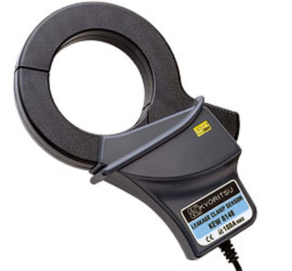 Kliešte na meranie záťažových aunikajúcich prúdov KEW 8148