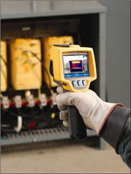 Využitie termovízie vkombinácii smeraním vibrácií akvality elektriny vpriemyselnej údržbe sFLUKE  20.11. vHradci Králové