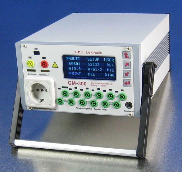 Tester elektrickej bezpečnosti GM-300