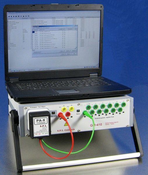 Tester elektrickej bezpečnosti GM-410