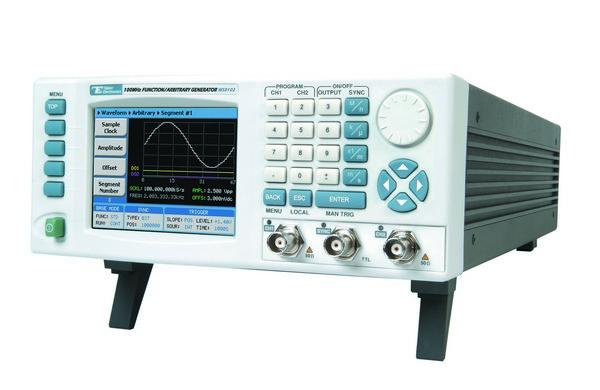 Dvojkanálový arbitrárny generátor WS8102