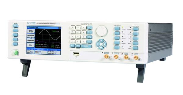 Jednokanálový arbitrárny generátor WX2181
