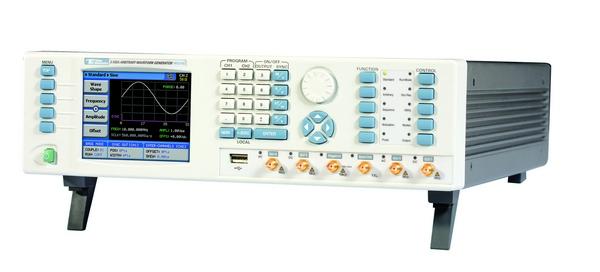 Dvojkanálový arbitrárny generátor  WX2182