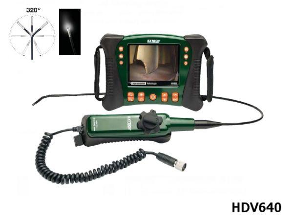 Boroskop Extech HDV 640