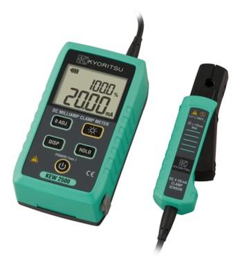 Procesný miliampérmeter Kyoritsu KEW 2500