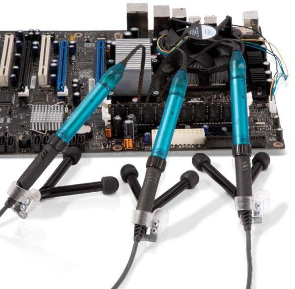 Aktívne diferenciálne sondy LeCroy WaveLink Probe System 8-13 GHz