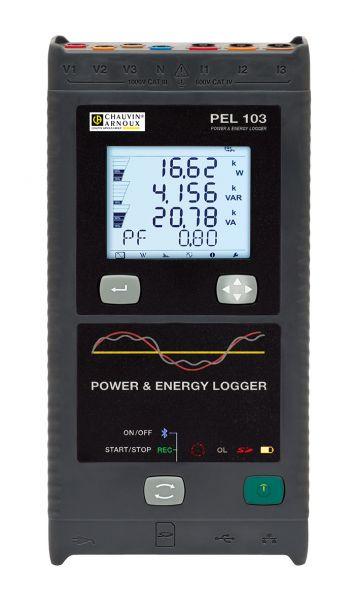 záznamník amonitor energie PEL103