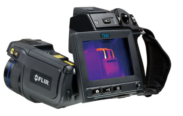 Termokamery radu FLIR T600