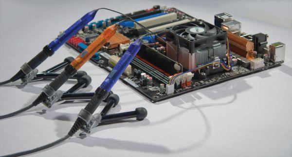 Aktívne diferenciálne sondy LeCroy WaveLink Probe System 4-6 GHz