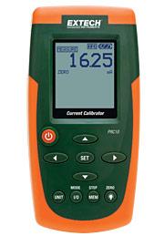 Procesní kalibrátor proudových smyček 4-20 mA Extech PRC10