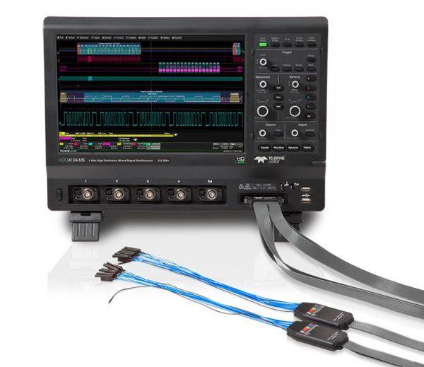 Interný logický analyzátor pre osciloskopy Teledyne LeCroy radu HDO