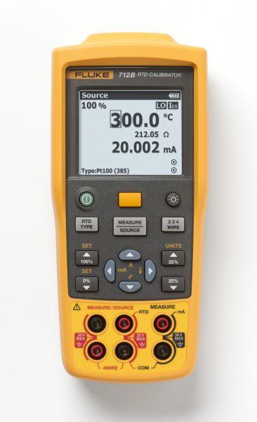 Teplotní kalibrátor FLUKE 712B