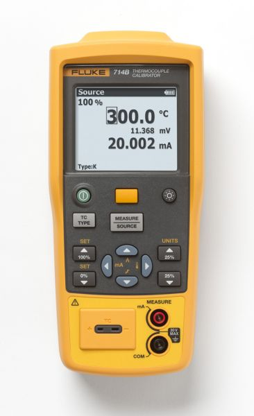 Teplotní kalibrátor FLUKE 714B